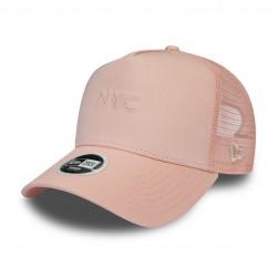 11941648 NYC SEASONAL TRUCKER NE PNK CAP