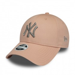 New Era 9Forty League Essential 12040435 Pink