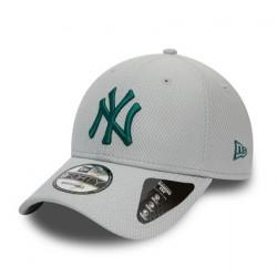 New Era NEW YORK YANKEES DIAMOND ERA GREY 9FORTY CAP 60081276