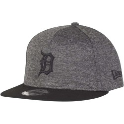 NEW ERA HEATHER JERSEY 9FIFTY DETROIT TIGERS 80536351 Γκρί