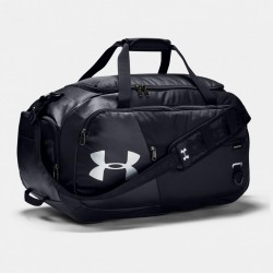 Under Armour Undeniable 4.0 Duffle Md 1342657-001 Black / Black / Silver