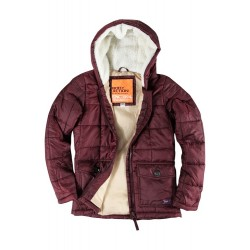 072801 BODY ACTION QUILTED JACKET