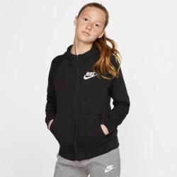 Nike Sportswear Full Zip Hoodie For Kids BV2712-010