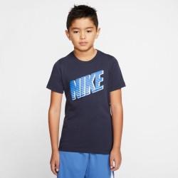 Nike Sportswear Block Kids' T-Shirt CU4570-451