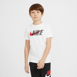 Nike T-Shirt Logo Swoosh DC7796-100