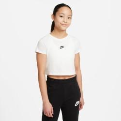 Nike Sportswear Repeat Crop Tee DJ4017-100