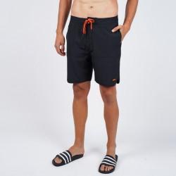 Body Action Men Board Shorts 033005 ΒLΑCΚ