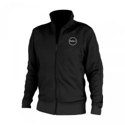 GSA Zipper Tempo Mock Sport 17-19066-01 Black
