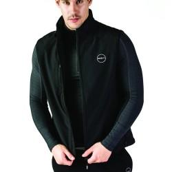 GSA Heat Softshell Vest - 17-18121 Black