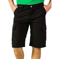 GSA Glory Cargo Shorts 3718021 Black