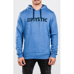 mystic brand 3.0 sweat (180031-ΜΠΛΕ)