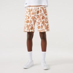 New Era New York Yankees MLB Floral Print White Shorts 12720160