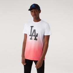 New Era LA Dodgers Colour Pack Pink T-Shirt 12720162