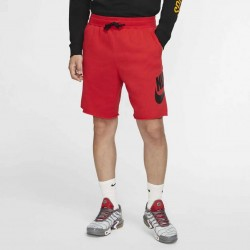 NIKE M NSW HE SHORT FT ALUMNI AR2375-658