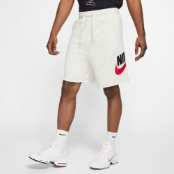 NIKE M NSW HE SHORT FT ALUMNI AR2375-133