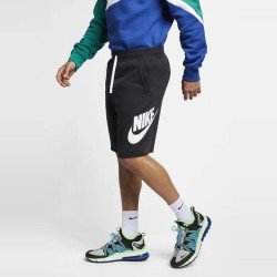 NIKE M NSW HE SHORT FT ALUMNI AR2375-010