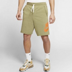 NIKE M NSW HE SHORT FT ALUMNI AR2375-375