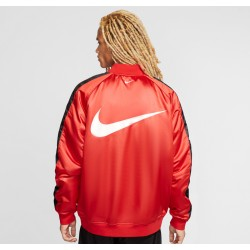 Nike NSW Swoosh Bomber Jacket Woven Reversible ( CJ4875 657 )