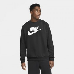 Nike Mens Sportswear Modern Fleece HBR Cre Μαύρο CU4473-010