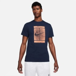 Nike Court Men's Seasonal Tennis T-Shirt DD2228-451