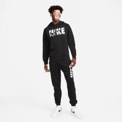 Nike Sportswear Σετ Φόρμας με Λάστιχο Μαύρο DD5242-010