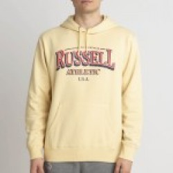 Russell USA-PULL OVER HOODY (A1021-2-026 IS)