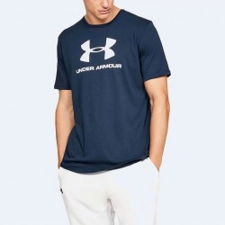 Under Armour Sportstyle Logo Tee 1329590-408