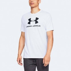 Under Armour Sportstyle Logo Tee 1329590-100