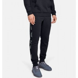 Under Armour Rival Fleece Printed Joggers 1345640-001