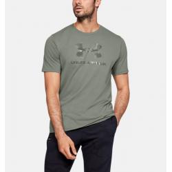 Under Armour Clear Logo SS T-Shirt 1351618-388