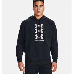 Under Armour Rival Fleece Multilogo Hoodie 1357094-001