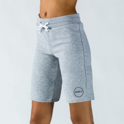 GSA SHORTS WMN 4/4 COLOR EDITION  GEAR 17-29060 (ΓΚΡΙ)
