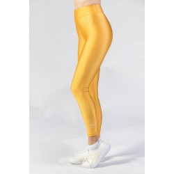 GSA WMNS HYDRO+GLOW PERFORMANCE LEGGINGS 172001-GOLD