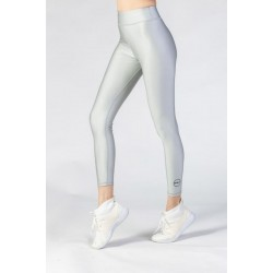 GSA WMNS HYDRO+GLOW PERFORMANCE LEGGINGS 172001-Gray
