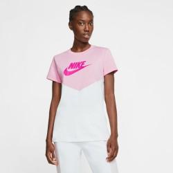 Nike Wmns Heritage Top ss Tee BQ9555-629