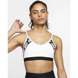 Nike Indy Women's Light-Support Logo Sports Bra CJ0559-100