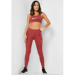 Nike Fast Glam Dunk Women's Running Tight CJ9710-661 - Red