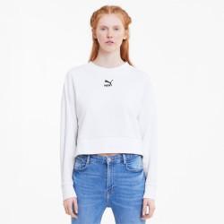Puma Classics Cropped Women's Sweater 597637_02