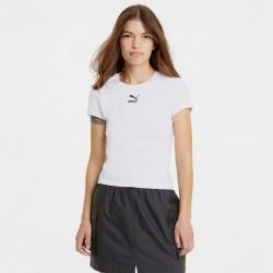 Puma Classics Fitted Γυναικείο T-shirt 599577-02