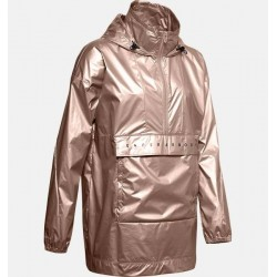Under Armour Women's UA Unstoppable Woven ½ Zip Anorak 1349345-252