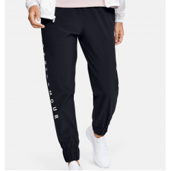 Under Armour Women's Woven Graphic Pants -1351883-001