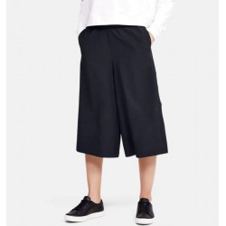 Under Armour W WOVEN WIDE LEG CROPS 1351886-001