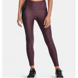 Under Armour Women's HeatGear® No-Slip Waistband Panel Ankle Leggings 1369288-554