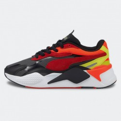 Puma RS-X³ Neon Flame Sneakers JR 368693-01