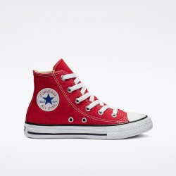 Converse All Star Chuck Taylor Hi 3J232C Κόκκινο