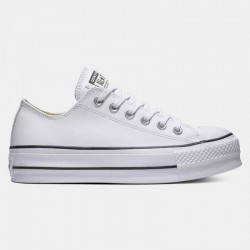 Converse Chuck Taylor All Star Lift Clean Leather Low Top 561680C