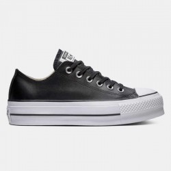 Converse Chuck Taylor All Star Lift Clean Leather Low Top 561681C