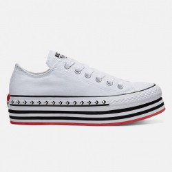 Converse Women's Chuck Taylor All Star Lift Archival Canva (566762C)